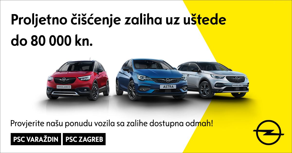 PSC Zagreb Proljetno čišćenje